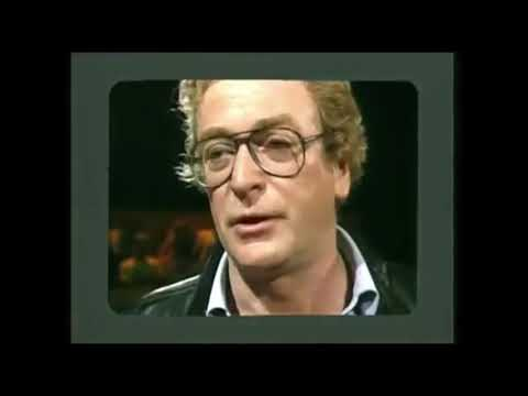acting for cinema with michael caine