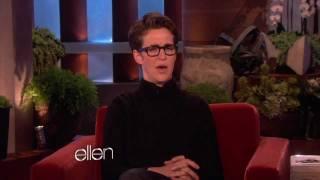 Rachel Maddow Talks About Her Critics