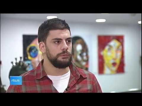 Kulturni dnevnik ( TV RTS 03. 01. 2018. )
