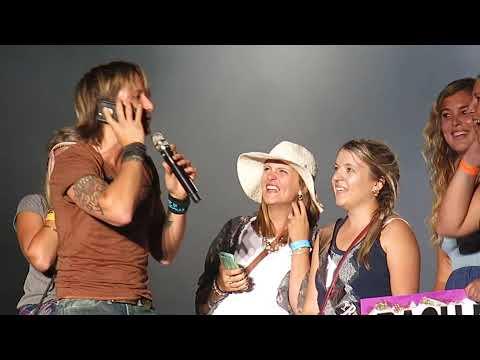 Keith Urban Nebraska State Fair Bachelorette Party