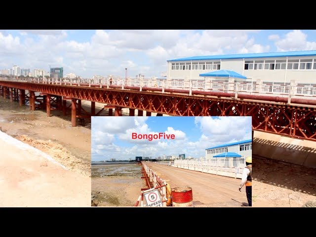 RC Makonda decided to build a new bridge of Salender which