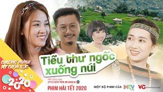 TIỂU THƯ NGỐC XUỐNG NÚI | Phương Lan, Puka, Hứa Minh Đạt | Phim hài Tết 2020