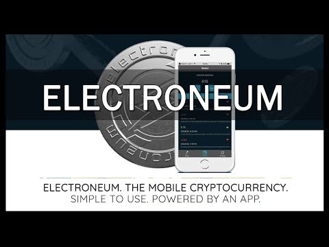 Electroneum Is Relaunching, Driving Prices Upward! Altcoin – Bitcoin 2018