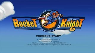 Vídeo Rocket Knight PSN