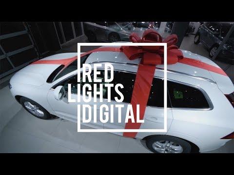Подарок для отца Volvo XC60 последней модели | By Red Lights Digital