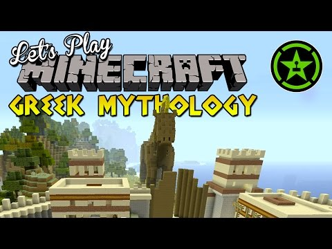 Let's Play Minecraft: Ep. 167 - Greek Mythology