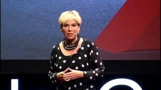 Kadın Uyandı Leyla Alaton at TEDxIhlasCollegeED