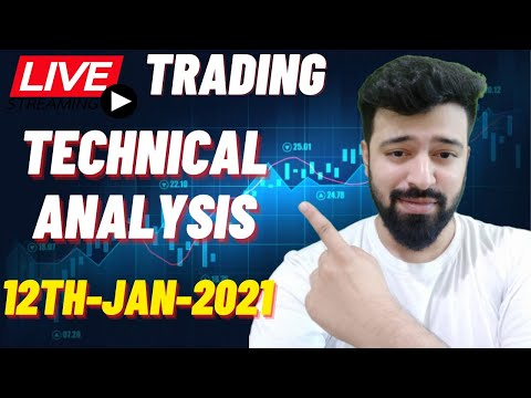 12th January Live Intraday Trading Bank nifty Option Chain Analysis #live #livetrading #banknifty