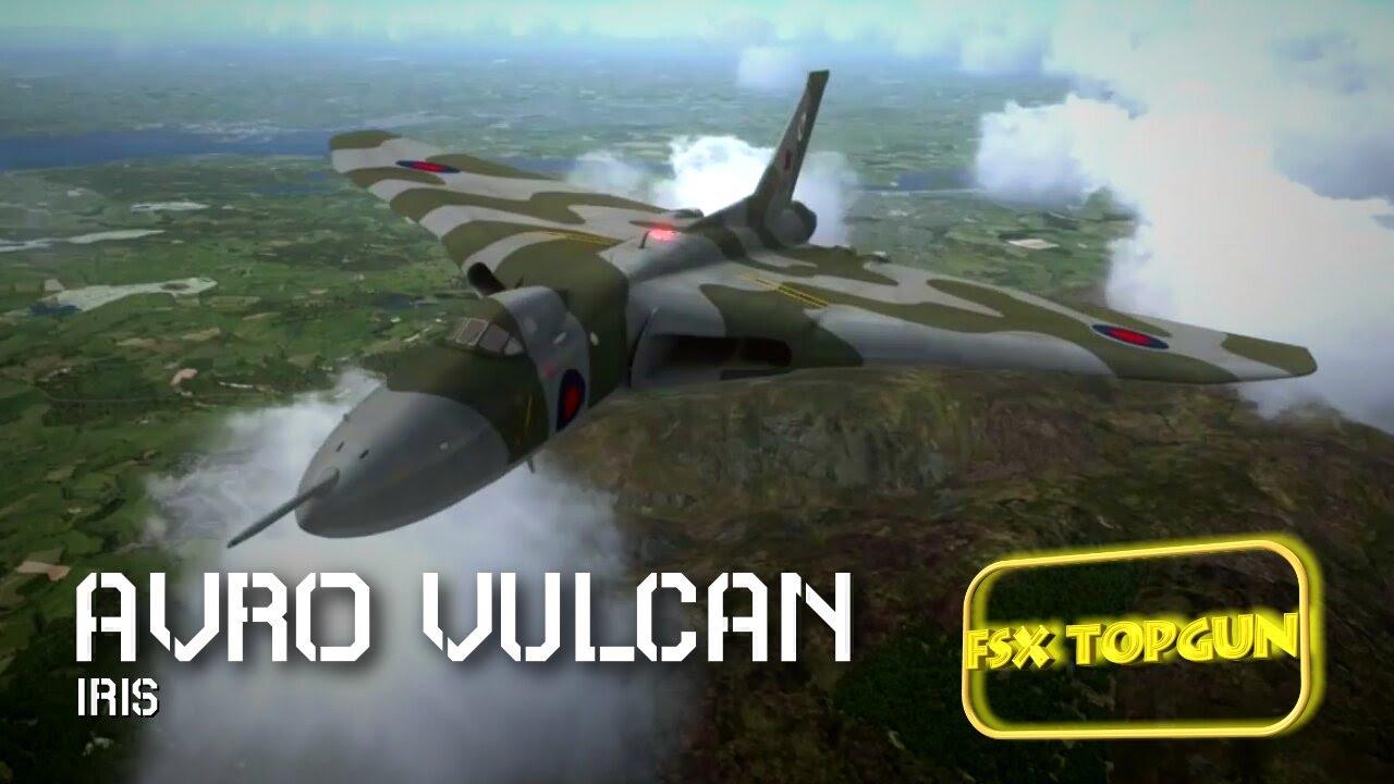 Fsx vulcan