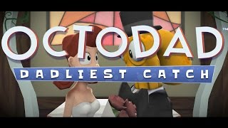 Octodad: Dadliest Catch - Walkthrough Full Movie (No Commentary)