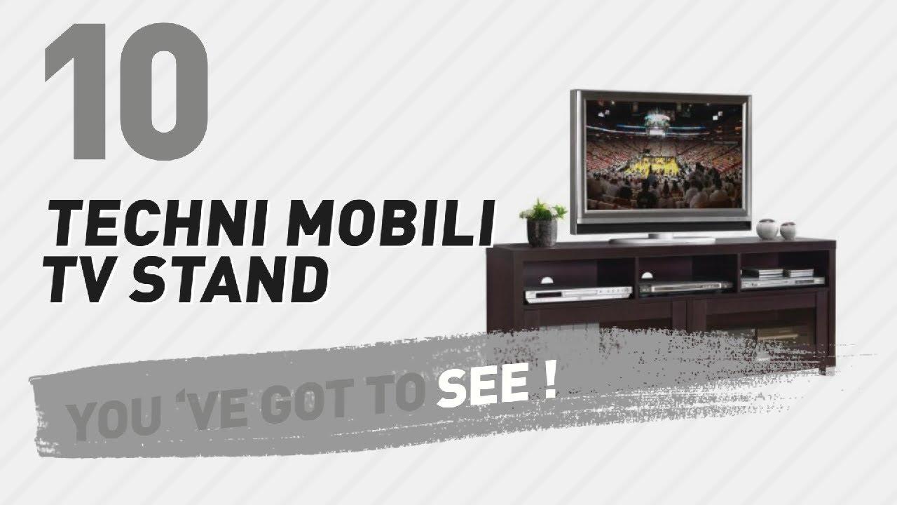 Techni Mobili Tv Stand New Popular 2017 Youtube