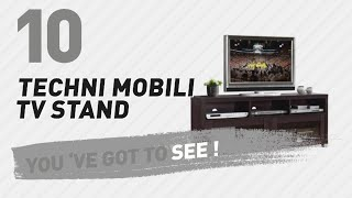 Techni Mobili TV Stand // New & Popular 2017