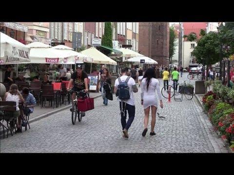 Matkakohteena Gdansk