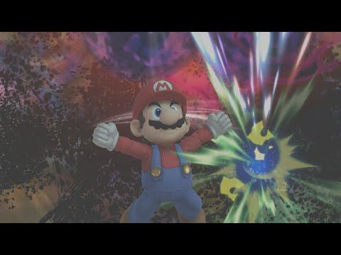 Mario - Smash U 9.0 Master Core (No damage, no customization)