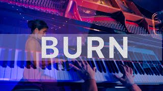 Ellie Goulding - Burn (Piano Cover by PIANO GEM⭐️) видео