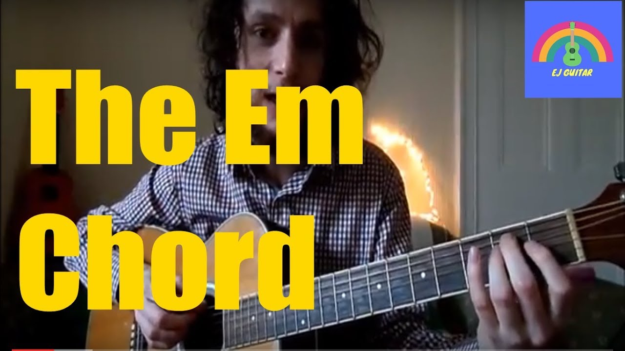 How to play the em chord on guitar image collections guitar how to play the em chord on guitar youtube how to play the em chord on hexwebz Choice Image