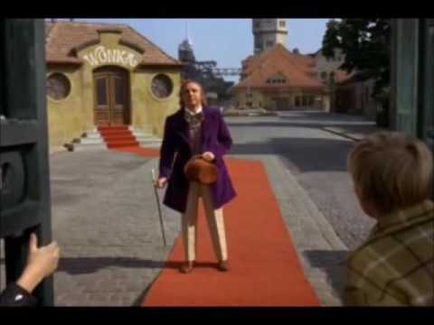 Willy Wonka's Grand Entrance - Keith Kurlander