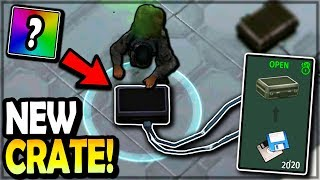 NEW LABORATORY ALPHA CRATE (rare new loot!) - Last Day on Earth Jurassic Survival Update 2.0