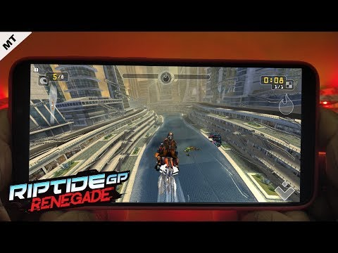How To Install And Play Riptide GP Renegade On Android 2019!!!!