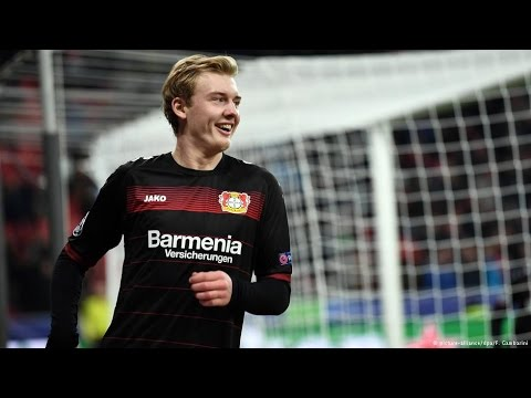 Julian Brandt on Real, Liverpool and why he hates Facebook!