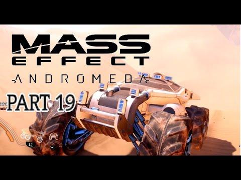 Mass Effect Andromeda Gameplay HD Part 19 (Deutsch) -Verhandlungen mit den Kroganern-