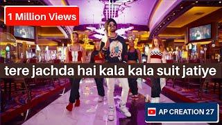 Tere jachda kala kala   suit jattiye   Diljit Dosanjh   new latest song   full video 2020
