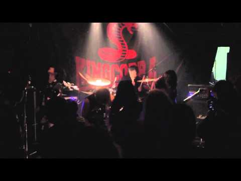 WITCHING SLAUGHTER live at King Cobra Squat, Mar, 15th, 2015