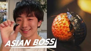 This Japanese Man Dated A Cockroach | ASIAN BOSS
