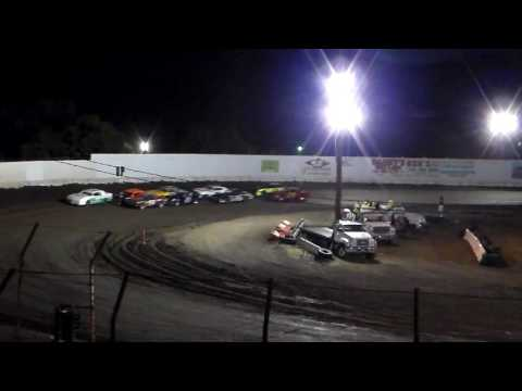 Street Stock Main Event - Barona Speedway 5.20.17