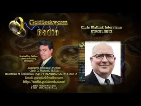 GoldSeek Radio interviews BYRON KING - Gold Nugget (Oct-26-2016)