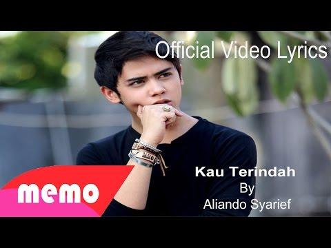 Aliando Syarief - Kau Terindah ( Official Video Lyrics)