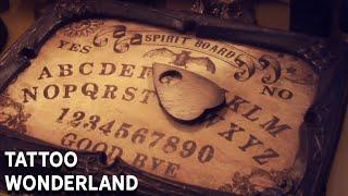Tattoo Wonderland - October 2017 Friday the 13th Shop Tour