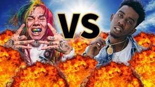 TEKASHI69 VS. DESIIGNER | Before They Were Famous | The King of New York