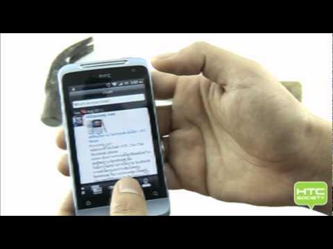 REVIEW HTC Salsa ตอนที่ 2