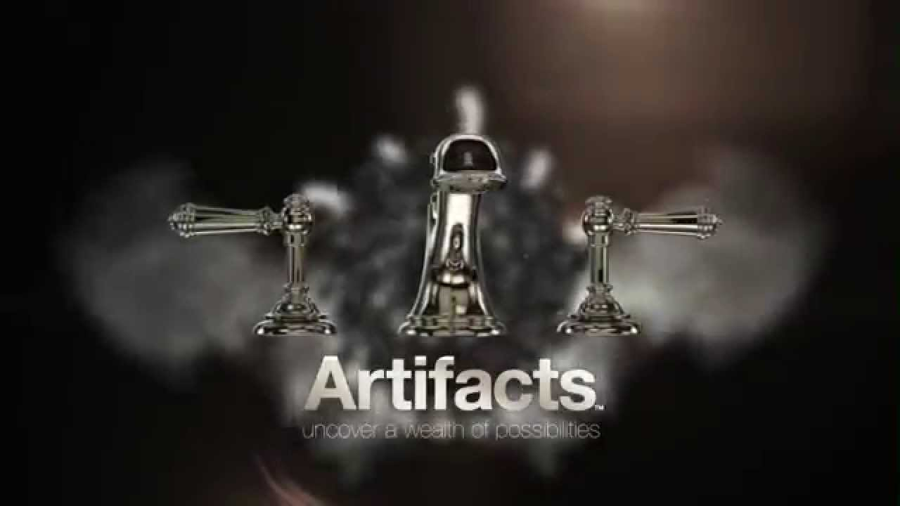 The Artifacts Faucet and Accessory Collection by Kohler - YouTube