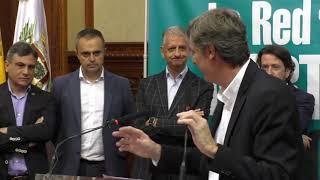 Presentación de la reestructuración de TITSA en el Norte de Tenerife