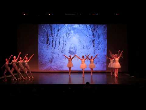 """At Winters Edge"" Contemporary Nouveau Ballet"