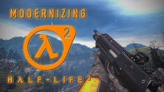 Modernizing Half-Life 2 - MMod