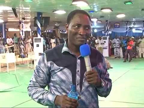 (WATER PRAYER) PRAY WITH PROPHET JEREMIAH OMOTO FUFEYIN. Part 2