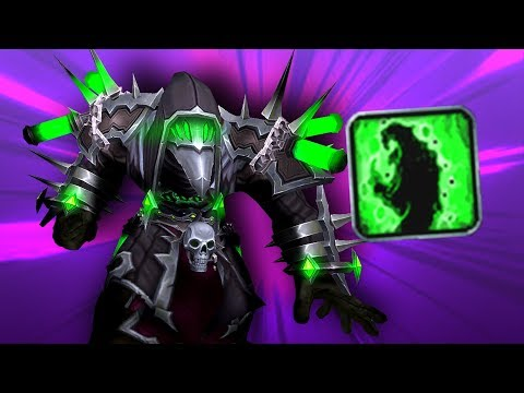 This WARLOCK Is GODLIKE! (5v5 1v1 Duels) - PvP WoW: Battle For Azeroth 8.1