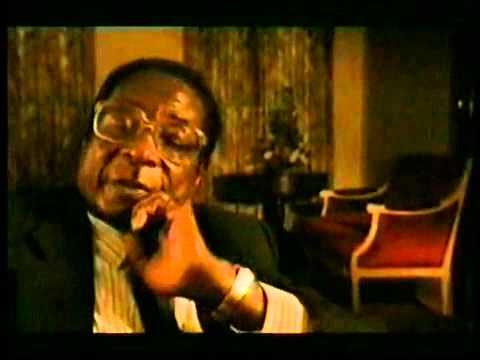 The Gukurahundi Massacres -Joshua Nkomo,Robert Mugabe,Joseph Msika.flv