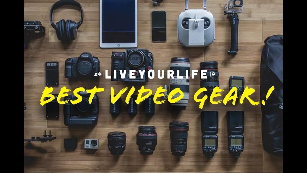 Wedding Video Gear Basic Starter Kit Youtube