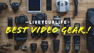 Wedding Video gear- Basic Starter kit