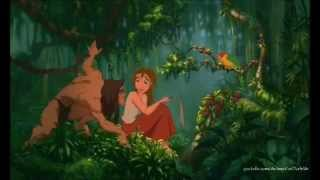 Tarzan OST 1999 - Strangers Like Me (Turkish)