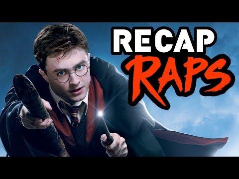 HARRY POTTER RECAP RAP (Movies 1-8)