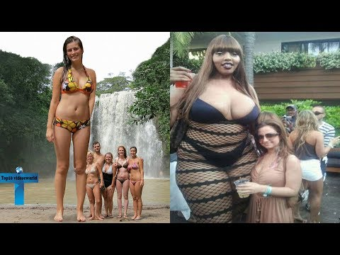 Top 10 Tallest Women in the World You Wouldn't Believe Actually Exist