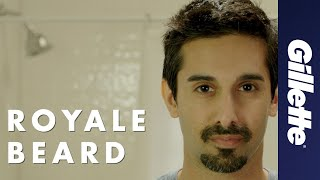 Video Beard Styles: How to Shave the Royale Beard | Gillette download MP3, 3GP, MP4, WEBM, AVI, FLV Juli 2018