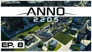 Anno 2205 - Ep. 8 - Industry Island Expansion! - Let