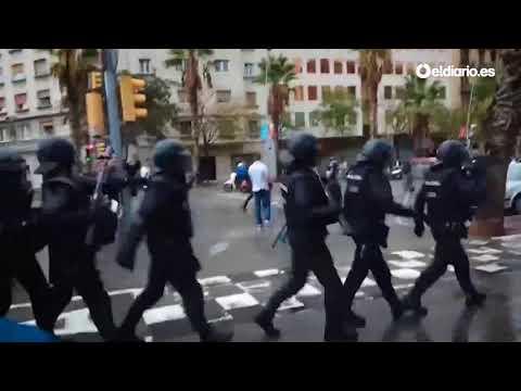 La Policía Nacional abandona el Instituto Ramón Llull