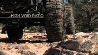 Experience the Nitto Mud Grappler